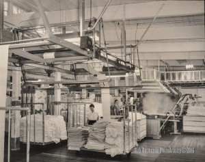 Cloth Finishing Department