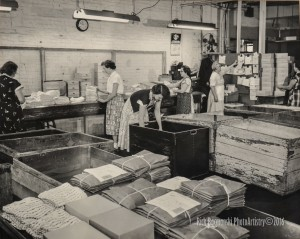 Order Filling Department