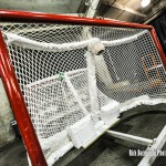 NHL Goalpost, Camera & Battery Set-Up